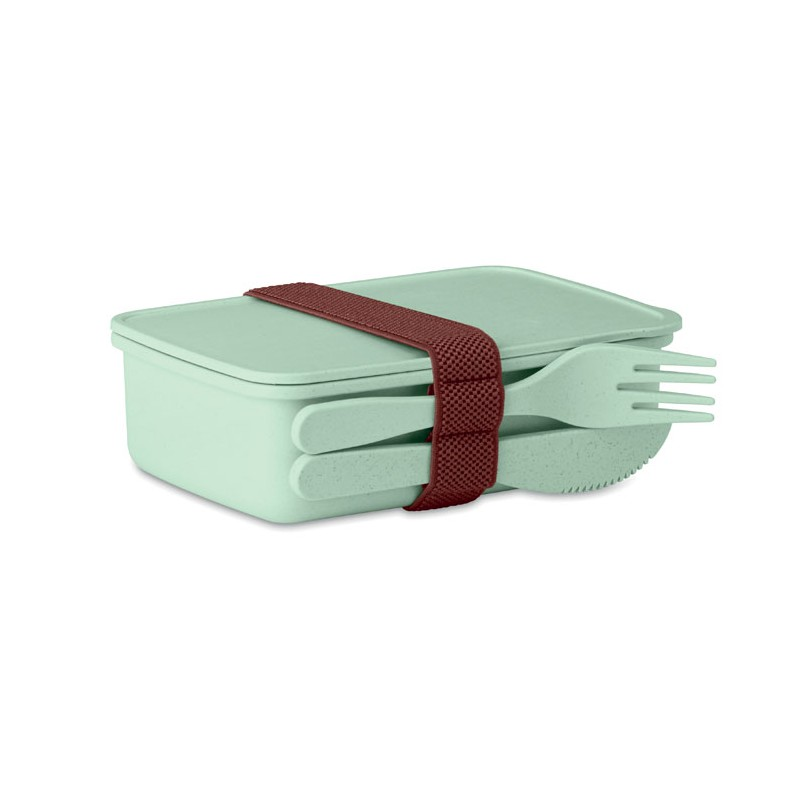 Lunch box pastel - Lunch box, bento - marquage logo