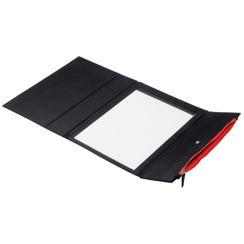 Porte-document ZIPPER - Carnets autres formats sur mesure