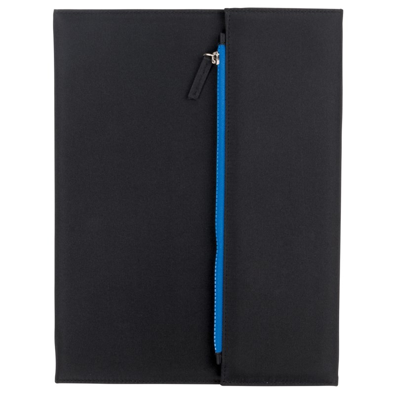 Porte-document ZIPPER - Carnets autres formats - objets promotionnels
