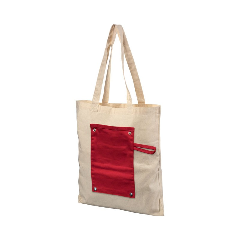 Sac shopping coton 180g/m2 - Sac shopping en coton publicitaire