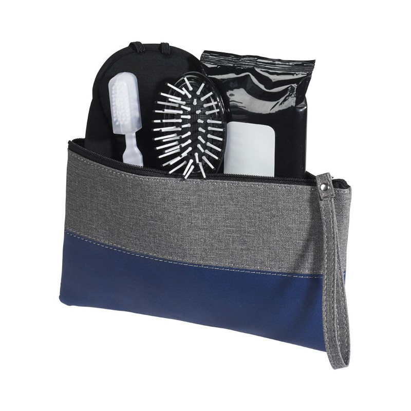 Sac cosmetique chiné - Trousse de toilette - objets promotionnels
