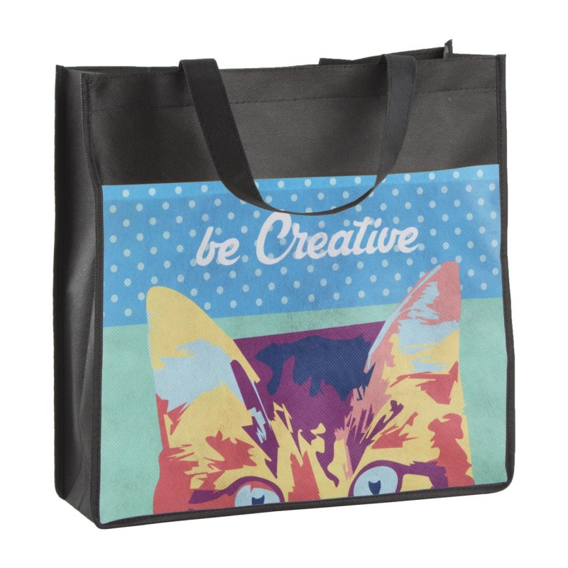 10-420 Grand sac shopping sublimation personnalisé