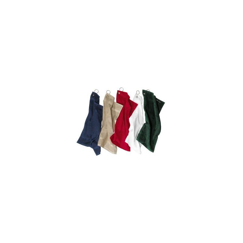 Serviette golf publicitaire - Serviette et gant - produits incentive