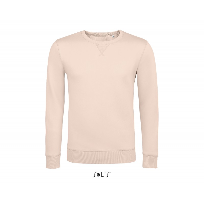 Sweat shirt homme Sully - Sweat-shirt publicitaire - marquage logo