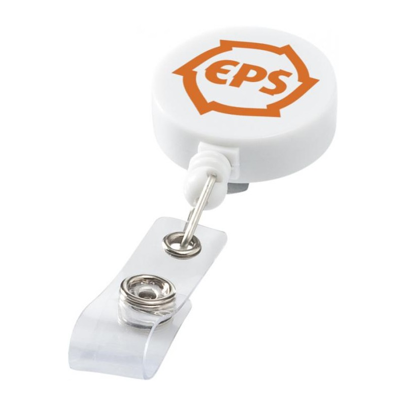 Porte badge extensible - Porte-badge - objets publicitaires