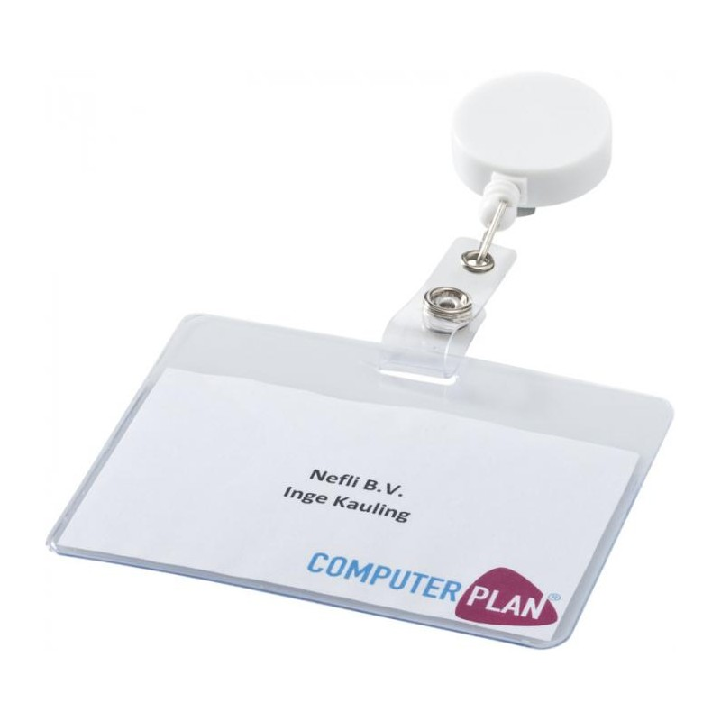 Porte badge extensible - Porte-badge - objets promotionnels