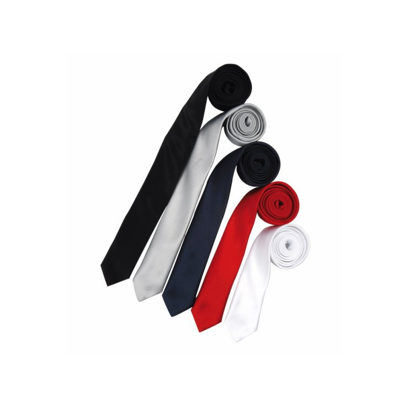 Cravate fine publicitaire - Cravate personnalisé