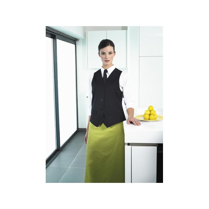 Gilet de serveuse pour femme - Gilet sur mesure