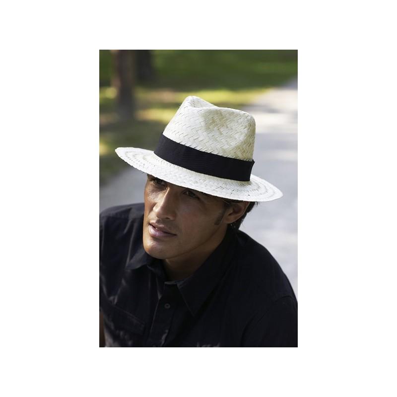Chapeau Panama Kariban - Chapeau publicitaire
