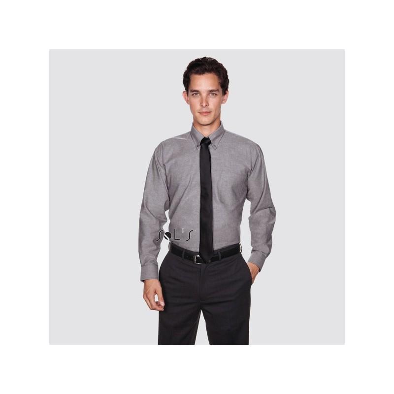 Chemise publicitaire homme ML Boston - chemise publicitaire homme personnalisé