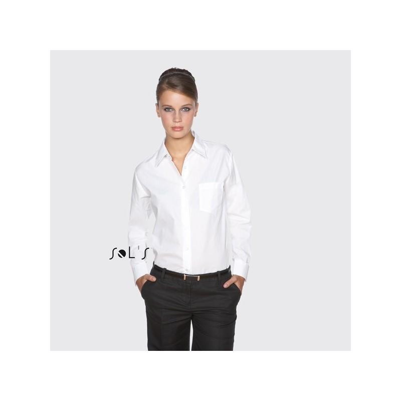 26-015 Chemise femme ML Executive personnalisé