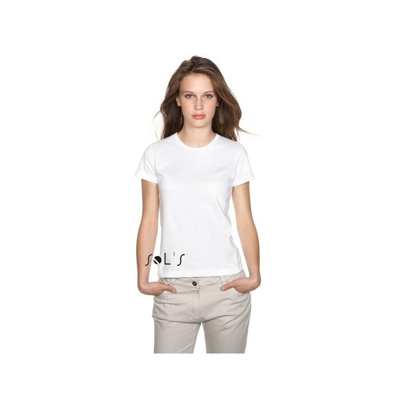 26-105 T-shirt Organic bio femme personnalisé