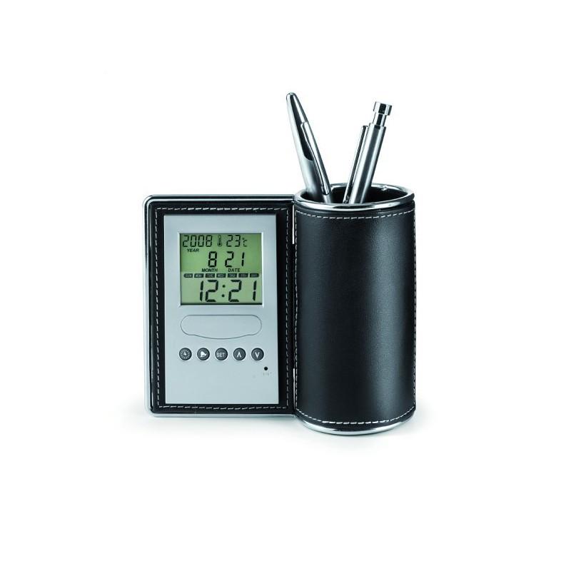 Pot à crayons avec fonctions - Pot à crayons personnalisé
