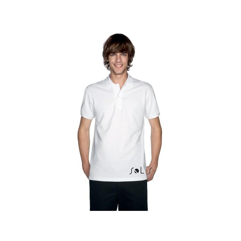 Polo homme Spirit - Polo manches courtes - objets promotionnels