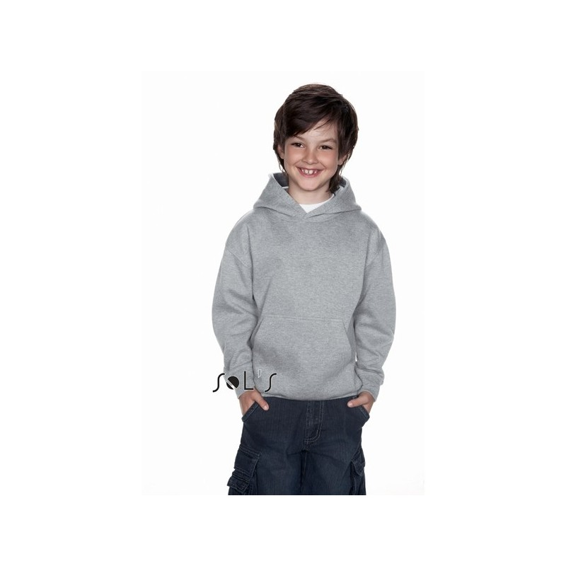 Sweat-shirt enfant Slam - Sweatshirt, polaire sur mesure