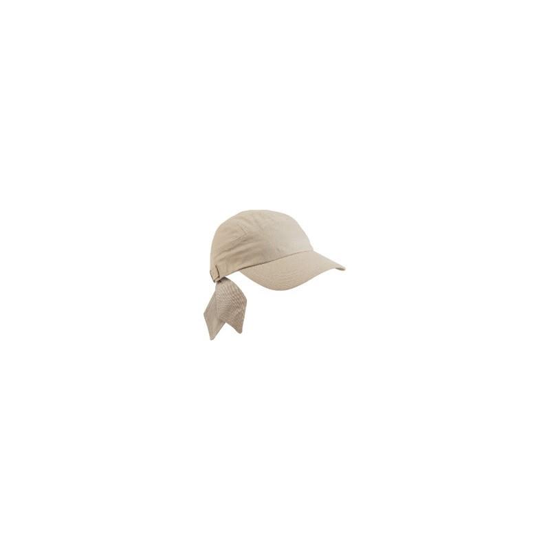 Casquette Corsair publicitaire - Accueil personnalisé