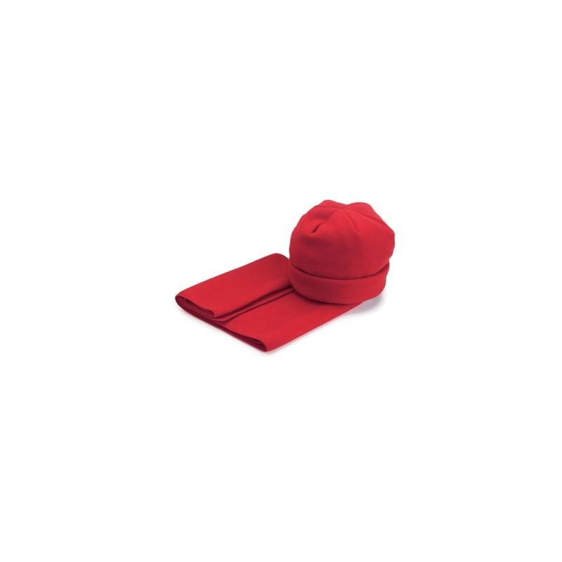 45-021 Bonnet et écharpe publicitaire personnalisé