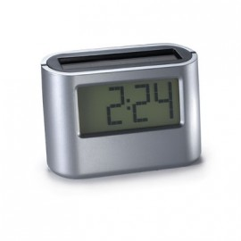 Horloge de bureau solaire