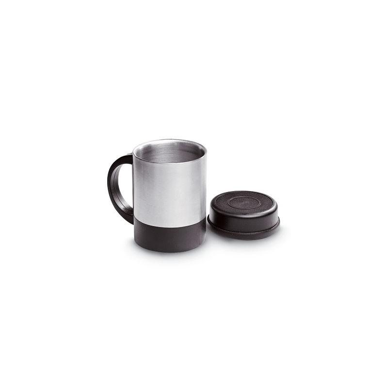tasse isotherme avec couvercle