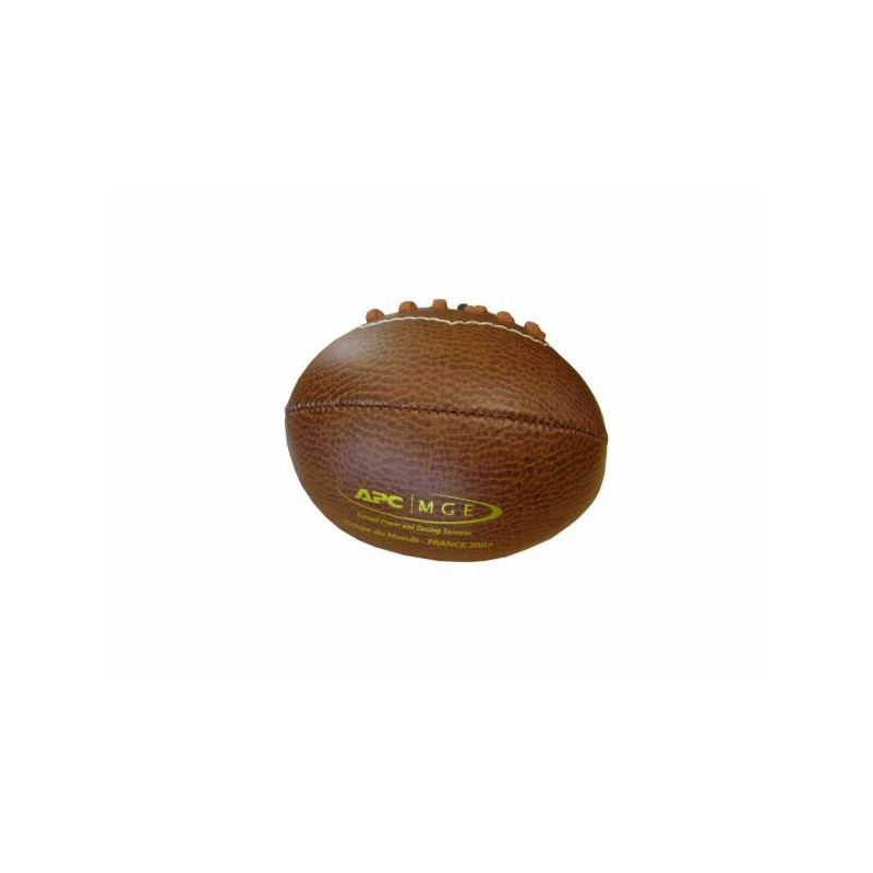 Mini ballon de rugby Fashion PU - Mini ballon personnalisé