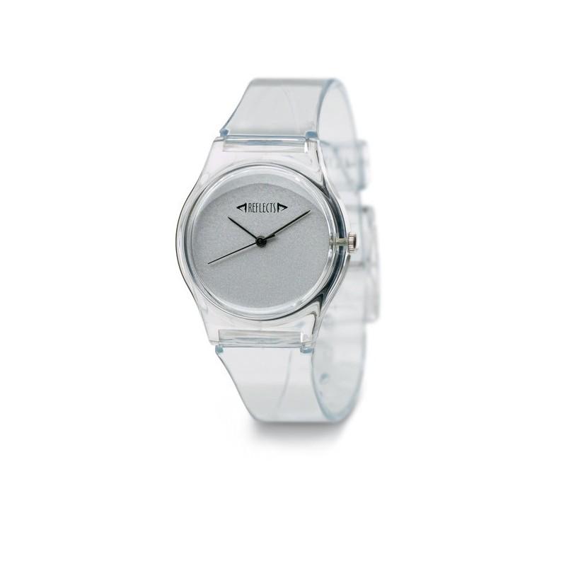 Montre bracelet transparent - Montre personnalisable sur mesure