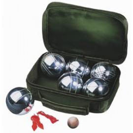 Jeu de boules avec housse de transport