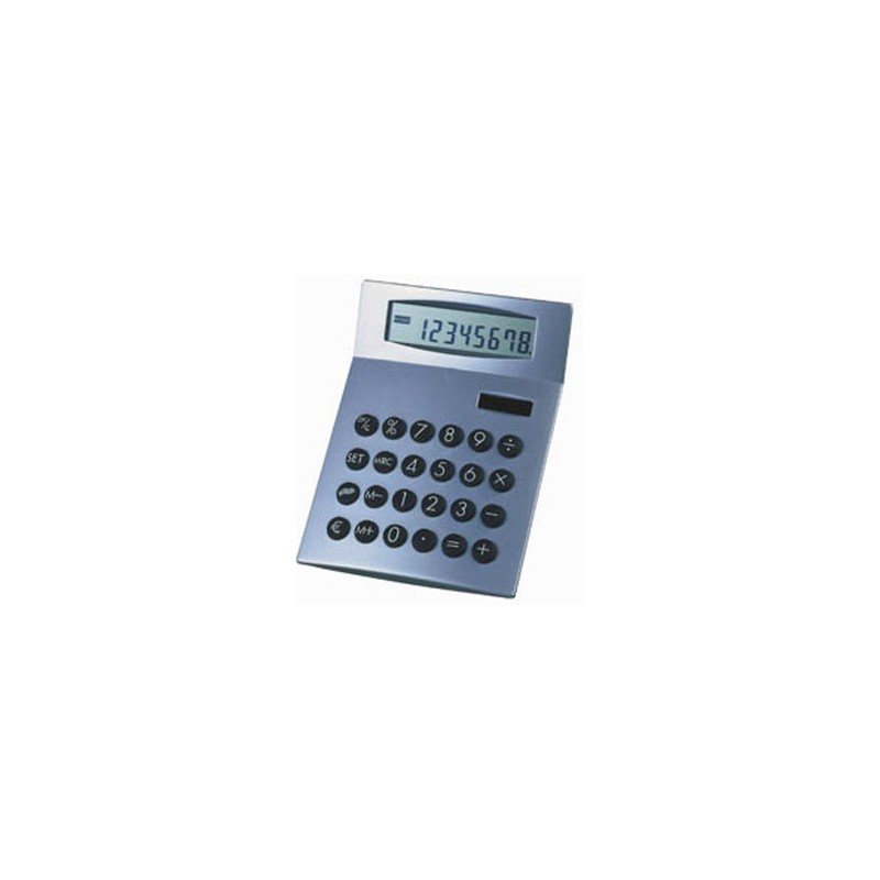 Calculatrice publicitaire Face-it - Calculatrice de bureau sur mesure