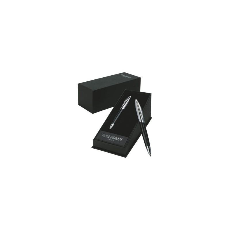 Parure de stylos Morzine Balmain - Stylo de luxe, parure - objets publicitaires