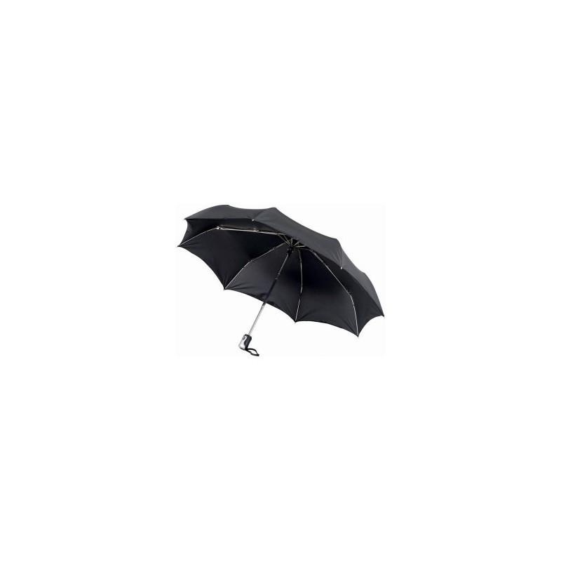 Parapluie pliant automatique Sally - Parapluie pliant publicitaire personnalisé