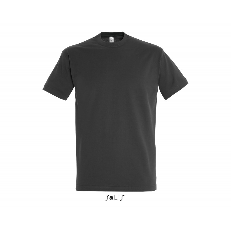 Tee shirt Personnalisé Imperial col rond homme - T-shirt manches courtes - marquage logo