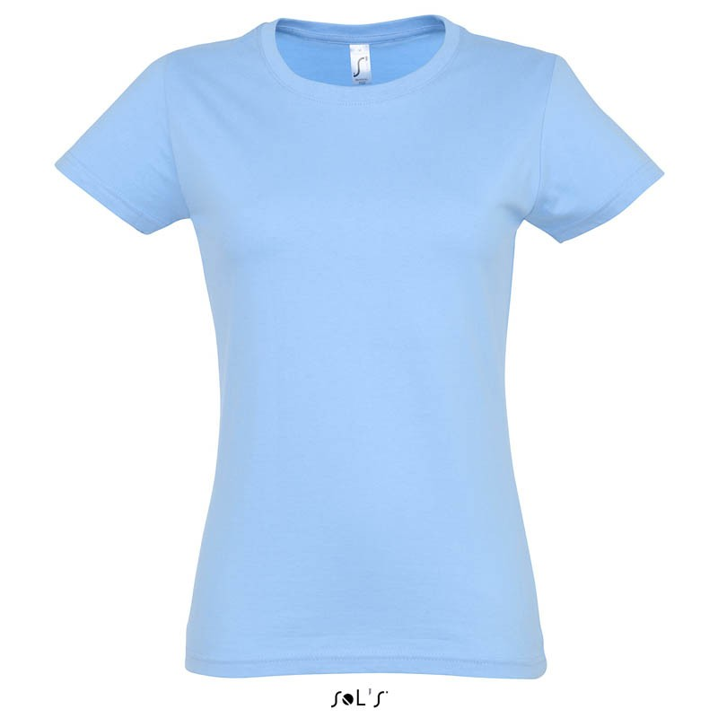 Tee shirt Imperial Women - T-shirt manches courtes - objets publicitaires