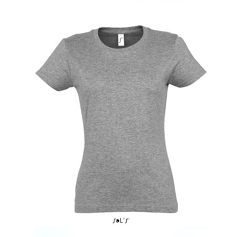 Tee shirt Imperial Women - T-shirt manches courtes - marquage logo