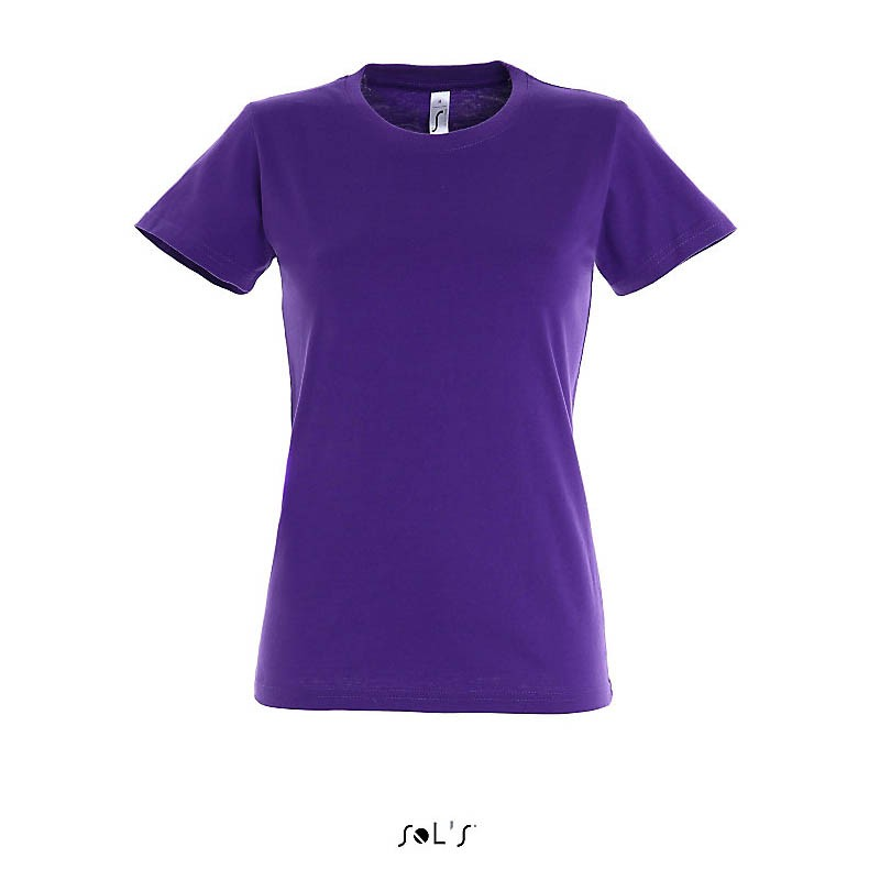 Tee shirt 190g Imperial Women