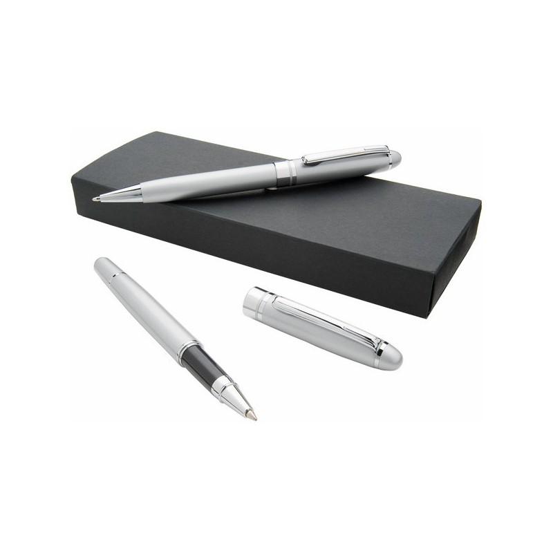 Parure de stylos Bristol - Stylo de luxe, parure personnalisé