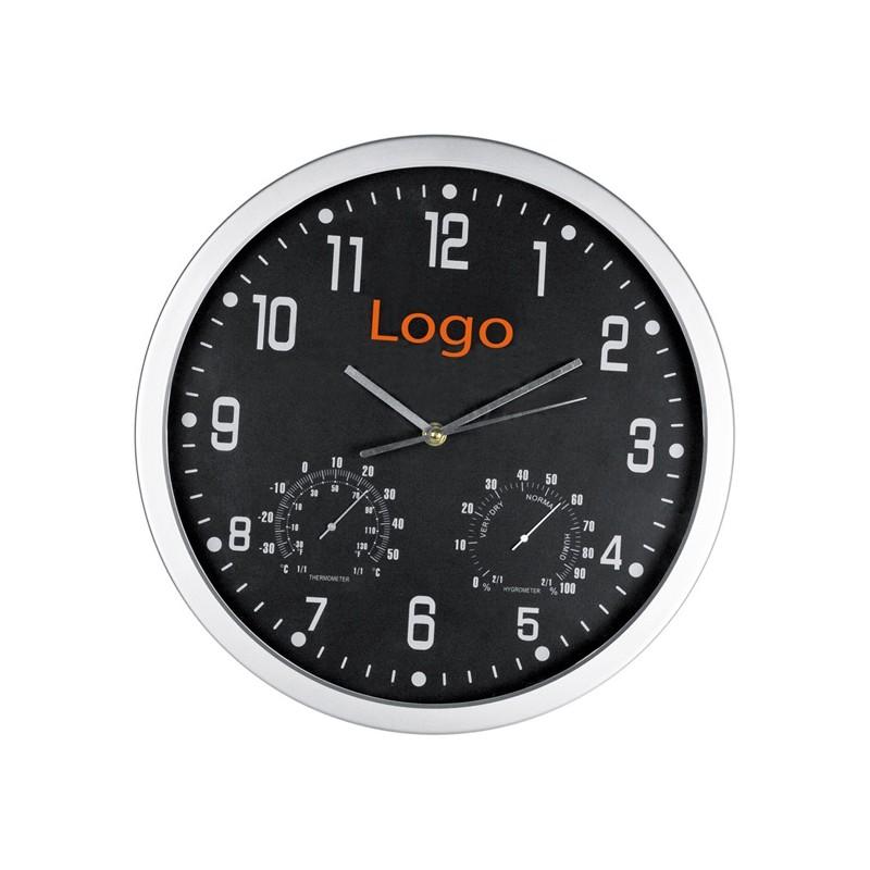 Horloge murale colorée - Horloge murale - cadeaux d'affaires