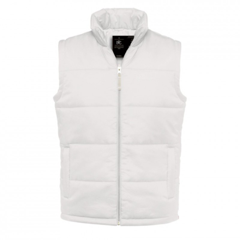 Bodywarmer men - Bodywarmer sur mesure