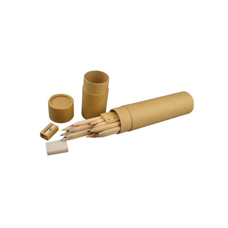38-067 Set de crayons personnalisé