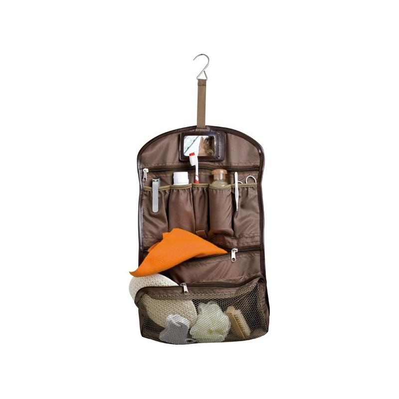 trousse de toilette vintage accessoires de voyage
