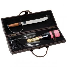 38-870 Coffret exclusif à champagne personnalisé