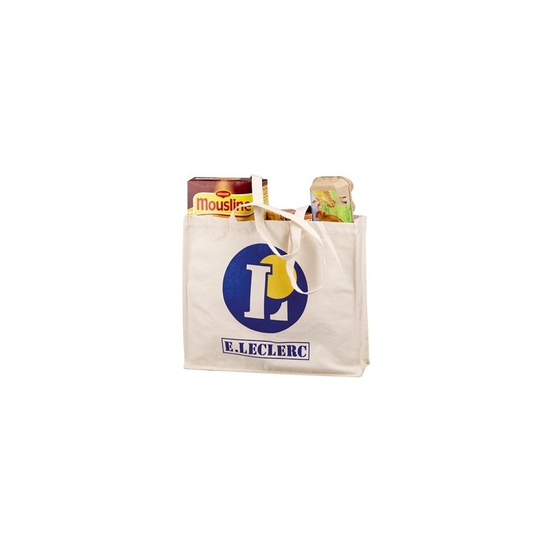 Sac shopping Coton canevas - Sac shopping en coton - objets promotionnels