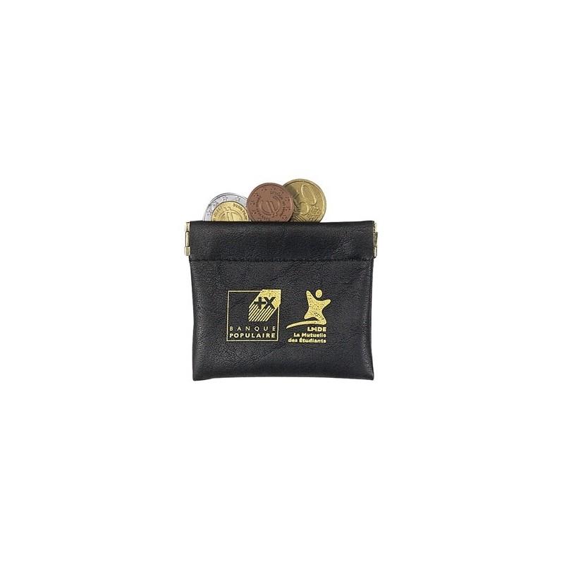 Porte-monnaie Clic-Clac personnalisé