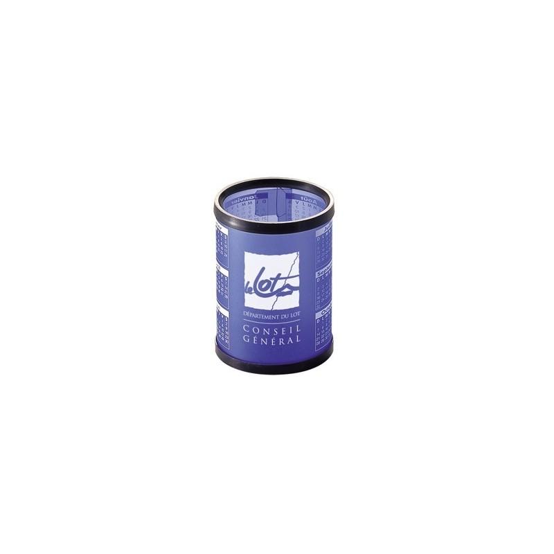 Pot à crayon en polyprolene - Pot à crayons personnalisé