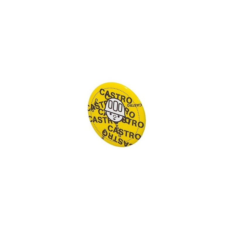 Badge textile - Badge rond personnalisé