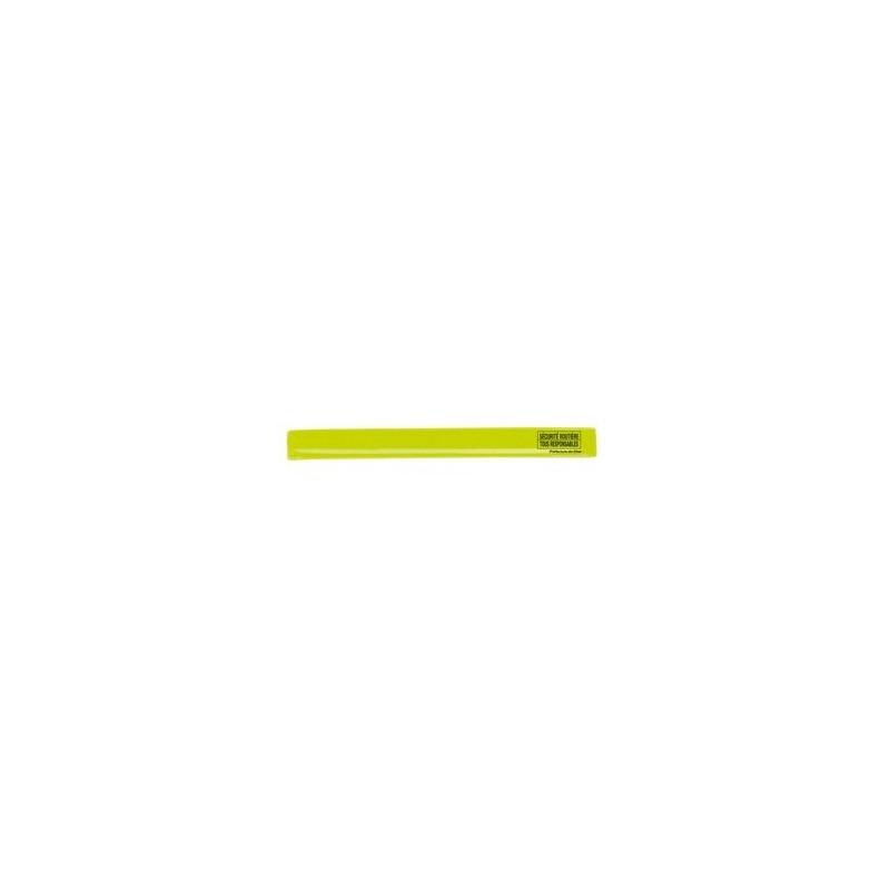Bracelet publicitaire réfléchissant - Autres bracelets publicitaires sur mesure
