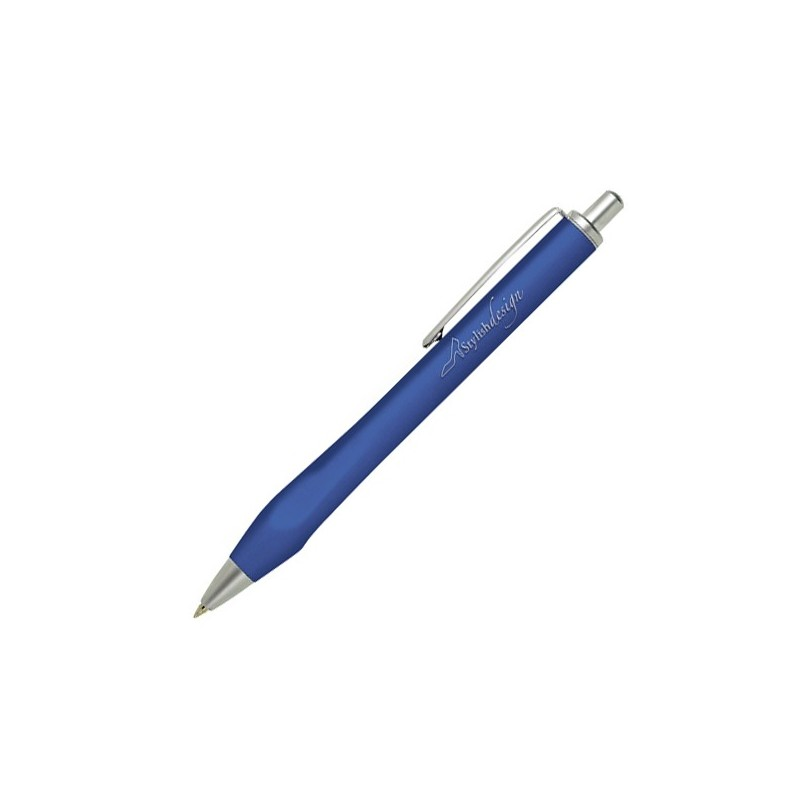 Stylo-bille rétractable Solis - stylo bille personnalisé