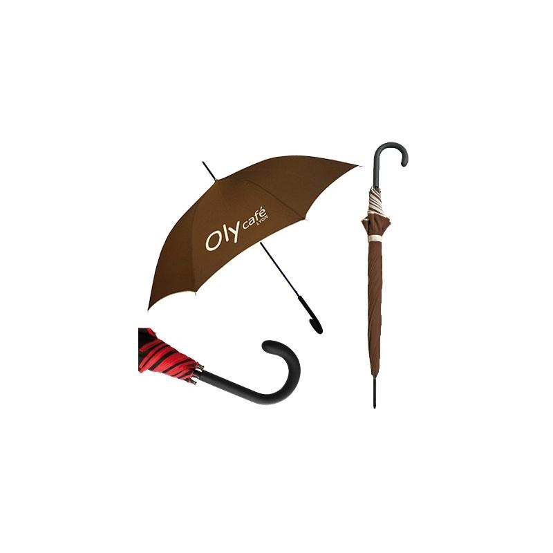 Parapluie Paris - Parapluie demi-golf publicitaire personnalisé