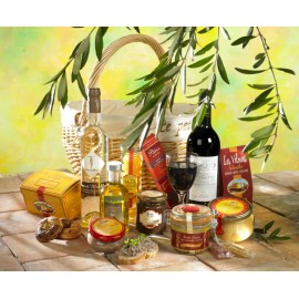 Coffret gourmand Roussillon