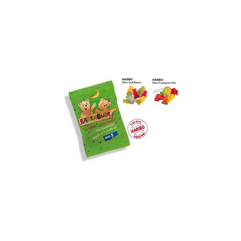 Mini Oursons publicitaires Haribo - Bonbon personnalisé - objets publicitaires