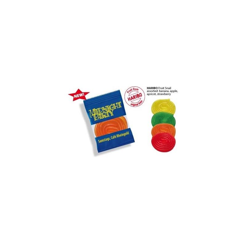Sachet de rotella Haribo personnalisable - Bonbon personnalisé - objets promotionnels