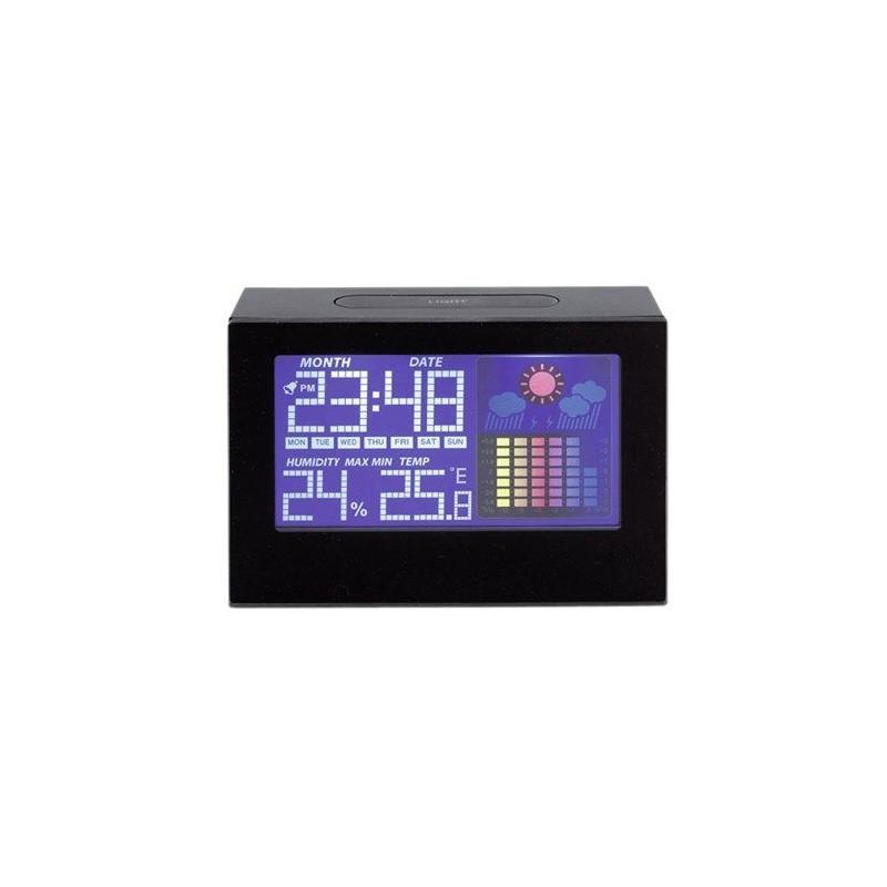 Horloge de bureau Colour - Pendule de bureau personnalisé